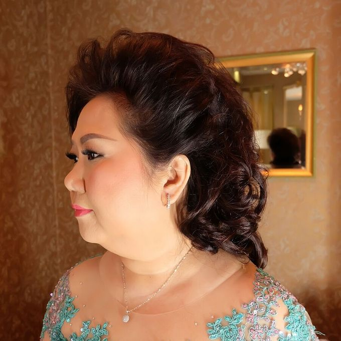 Hairdo Mom Bride by Makeup And Hairdo By iis - 020