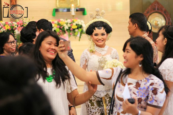 Monic + Dicky Wedding (Holy Matrimony) by Orion Art Production - 004