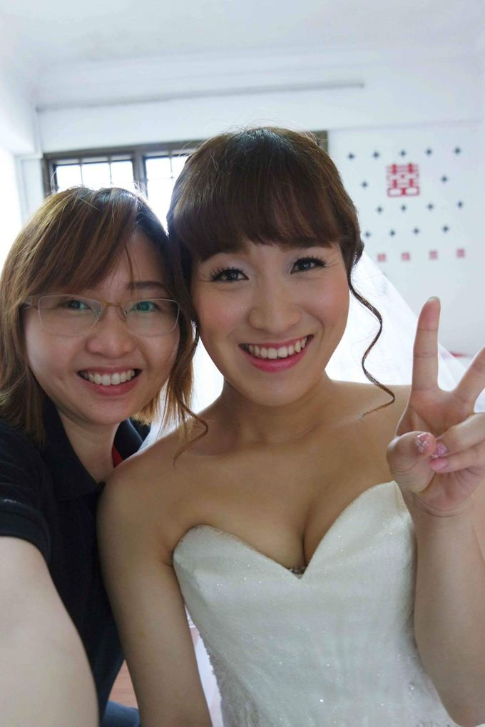 Japanesean Actual Day Happiness by Angel Chua Lay Keng Makeup and Hair - 007