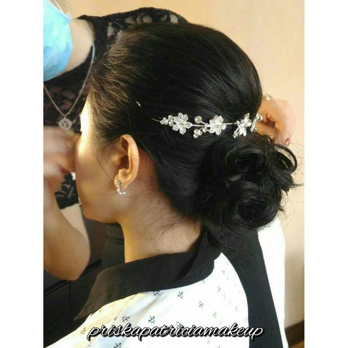 BRIDESMAIDS HAIRDO - INDAH by Priska Patricia Makeup - 010