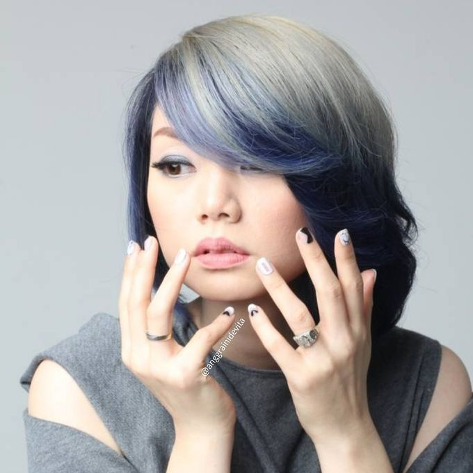 K En C HAIR & MAKEUP  For Lorealproid Competition by Story of Nailart - 002