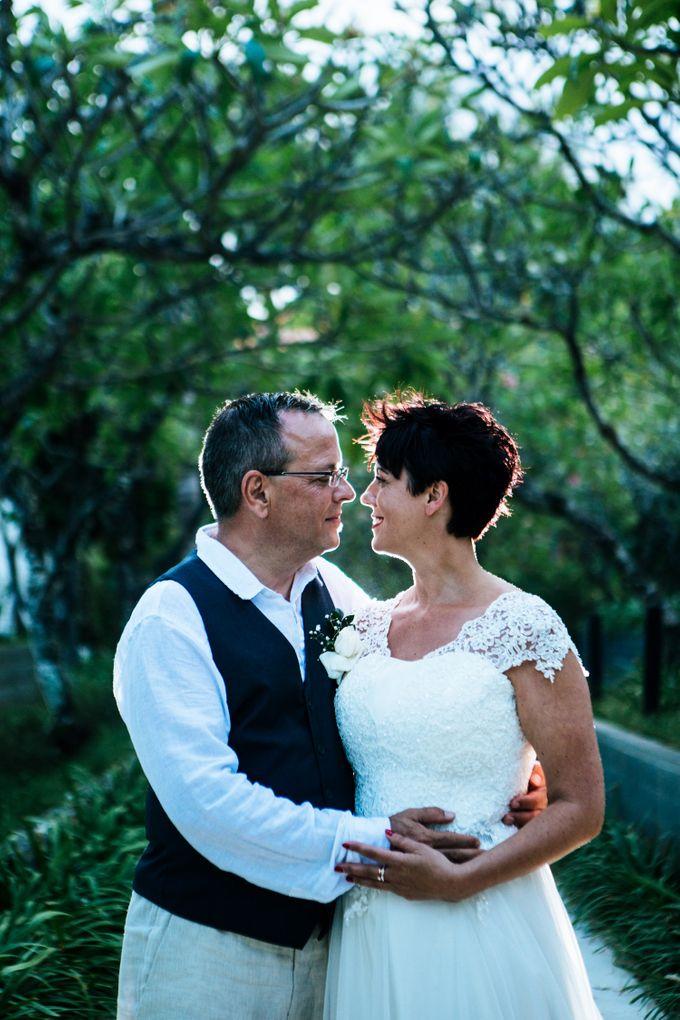 WEDDING OF HELGA & ANDREAS by Fairmont Sanur Beach Bali - 010