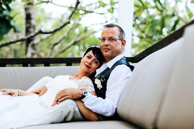 WEDDING OF HELGA & ANDREAS by Fairmont Sanur Beach Bali - 011