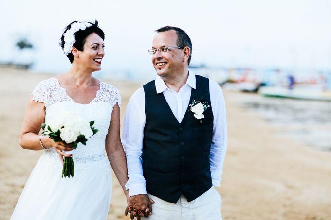 WEDDING OF HELGA & ANDREAS by Fairmont Sanur Beach Bali - 012