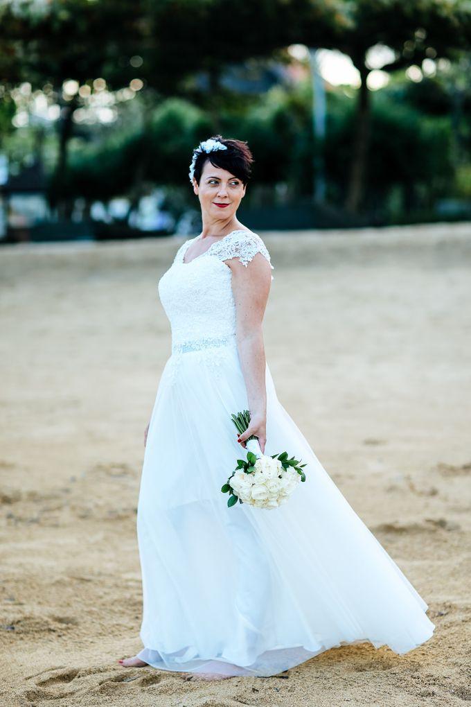 WEDDING OF HELGA & ANDREAS by Fairmont Sanur Beach Bali - 013