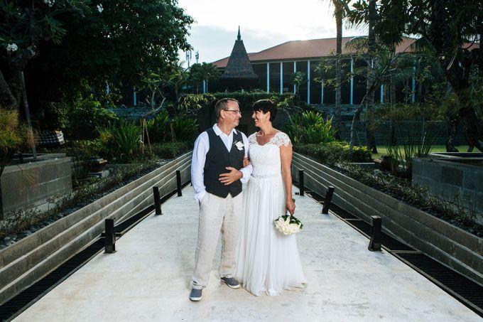 WEDDING OF HELGA & ANDREAS by Fairmont Sanur Beach Bali - 015