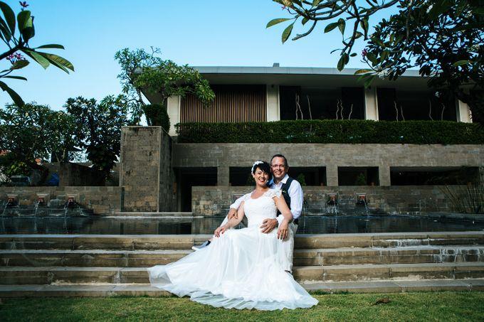 WEDDING OF HELGA & ANDREAS by Fairmont Sanur Beach Bali - 016