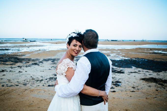 WEDDING OF HELGA & ANDREAS by Fairmont Sanur Beach Bali - 017