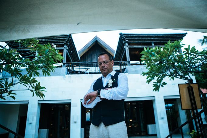 WEDDING OF HELGA & ANDREAS by Fairmont Sanur Beach Bali - 002