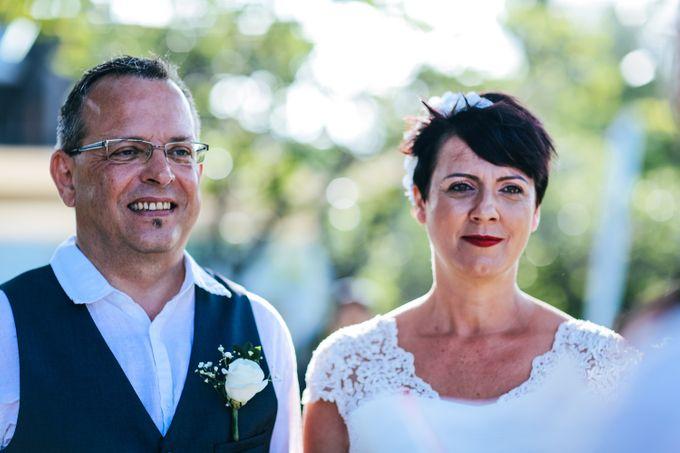WEDDING OF HELGA & ANDREAS by Fairmont Sanur Beach Bali - 003