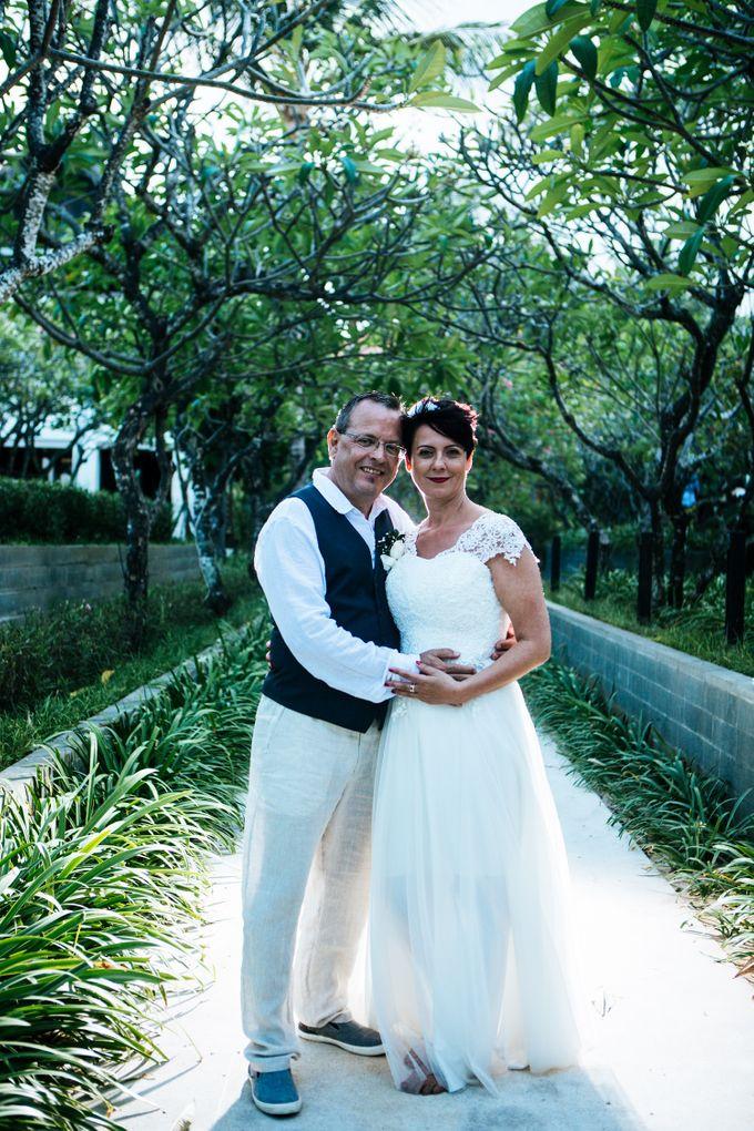 WEDDING OF HELGA & ANDREAS by Fairmont Sanur Beach Bali - 009