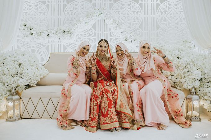 Actual Day Wedding of Habib and Zulayha by Colossal Weddings - 006