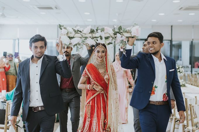 Actual Day Wedding of Habib and Zulayha by Colossal Weddings - 003