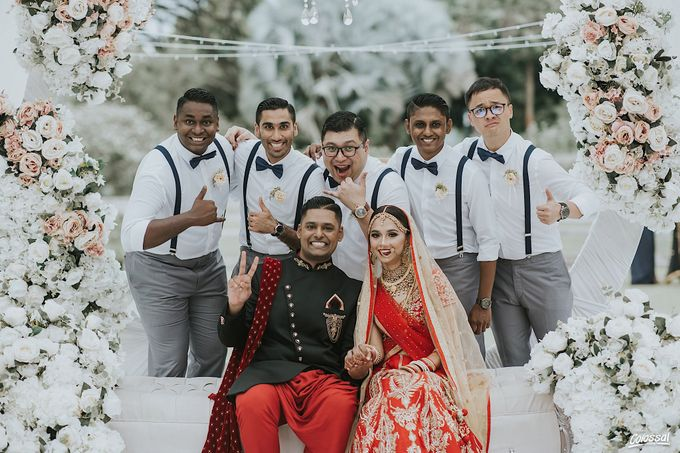 Actual Day Wedding of Habib and Zulayha by Colossal Weddings - 010