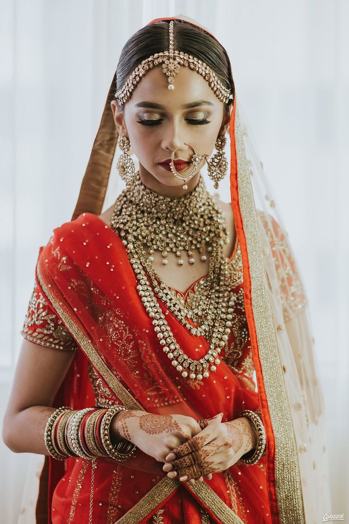 Actual Day Wedding of Habib and Zulayha by Colossal Weddings - 001