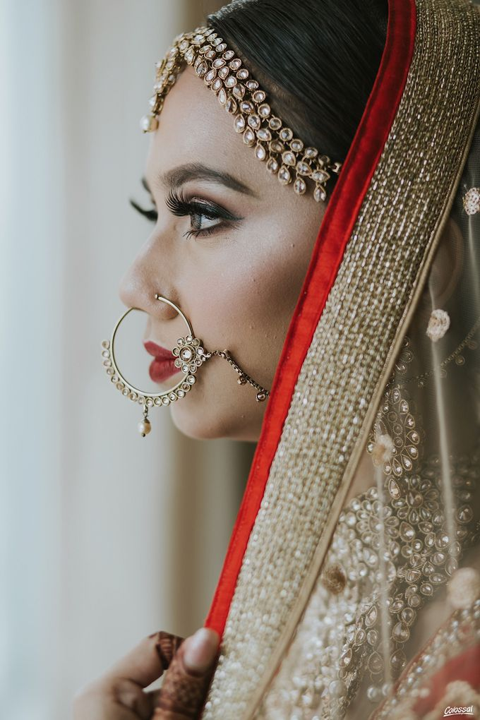 Actual Day Wedding of Habib and Zulayha by Colossal Weddings - 002