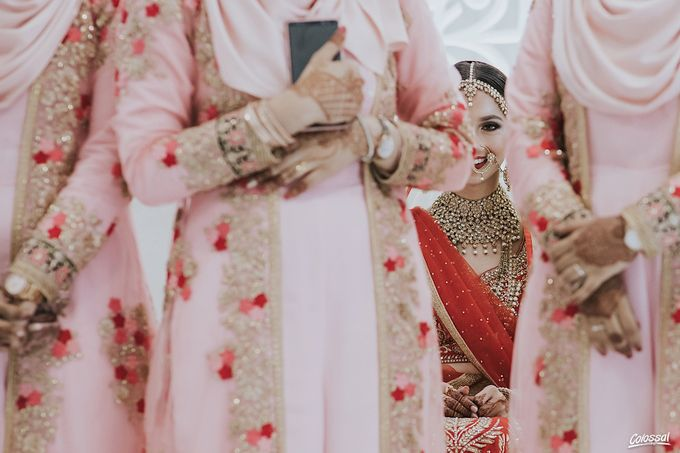 Actual Day Wedding of Habib and Zulayha by Colossal Weddings - 005