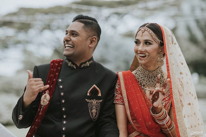 Actual Day Wedding of Habib and Zulayha by Colossal Weddings - 009