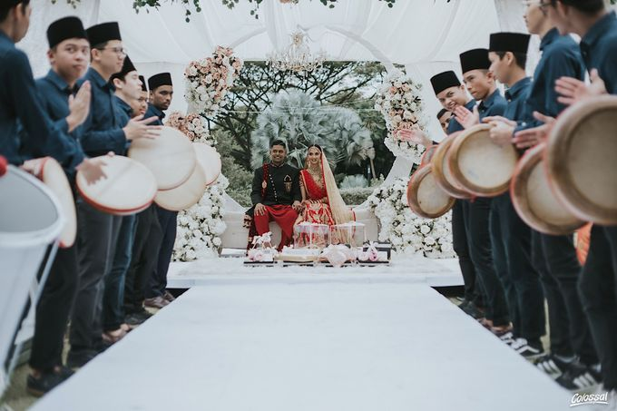 Actual Day Wedding of Habib and Zulayha by Colossal Weddings - 007