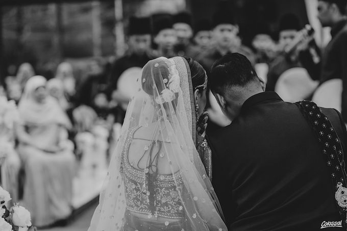 Actual Day Wedding of Habib and Zulayha by Colossal Weddings - 008