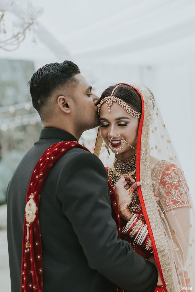 Actual Day Wedding of Habib and Zulayha by Colossal Weddings - 012