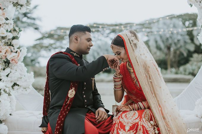 Actual Day Wedding of Habib and Zulayha by Colossal Weddings - 013