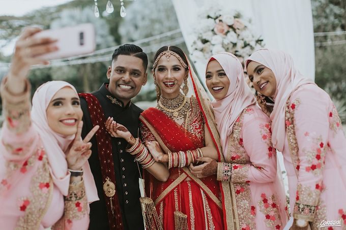 Actual Day Wedding of Habib and Zulayha by Colossal Weddings - 011