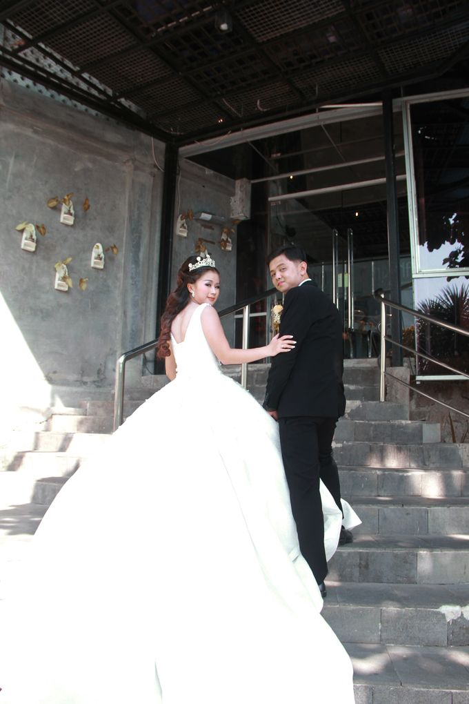 The Wedding Vielsen & Lili by Zandrew Videography - 003