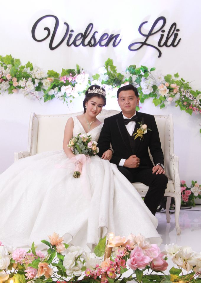 The Wedding Vielsen & Lili by Zandrew Videography - 010