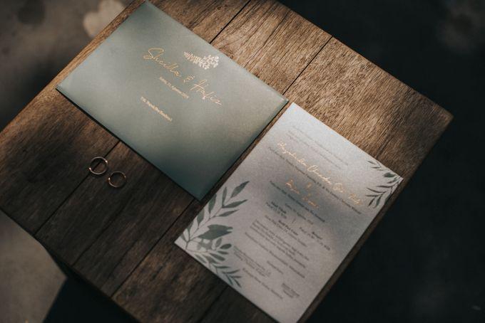 WEDDING SHEILLA & HAFIZ by Hallf at Patiunus - 002