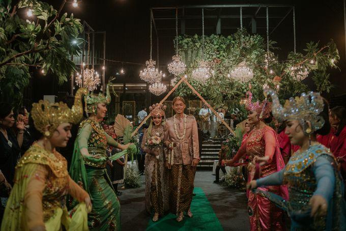 The wedding of Sheilla & Hafiz by HS Music Entertainment - 012