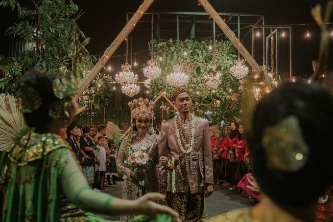 The wedding of Sheilla & Hafiz by HS Music Entertainment - 010