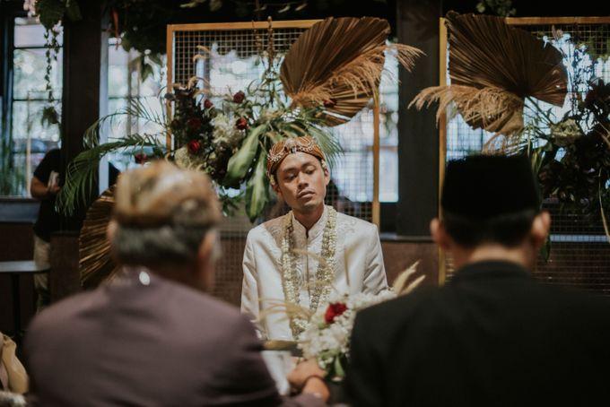 WEDDING SHEILLA & HAFIZ by Hallf at Patiunus - 026