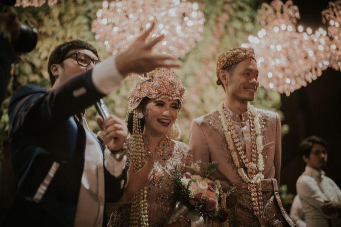 The wedding of Sheilla & Hafiz by HS Music Entertainment - 011