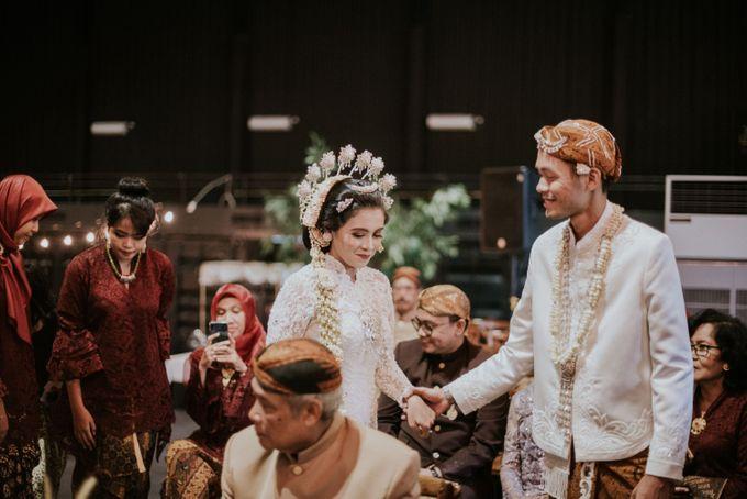 WEDDING SHEILLA & HAFIZ by Hallf at Patiunus - 034