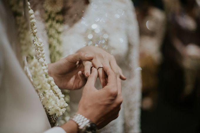 WEDDING SHEILLA & HAFIZ by Hallf at Patiunus - 035