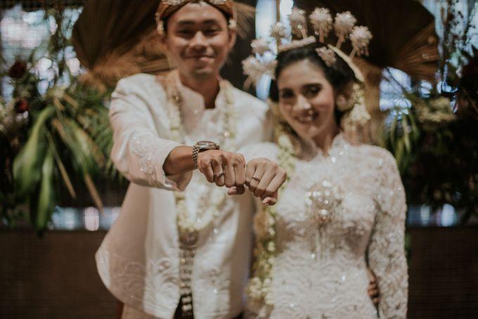 WEDDING SHEILLA & HAFIZ by Hallf at Patiunus - 037
