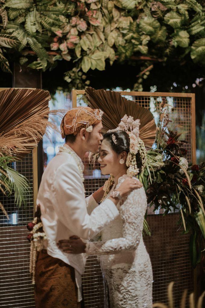 WEDDING SHEILLA & HAFIZ by Hallf at Patiunus - 038