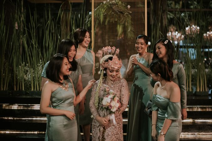 WEDDING SHEILLA & HAFIZ by Hallf at Patiunus - 042