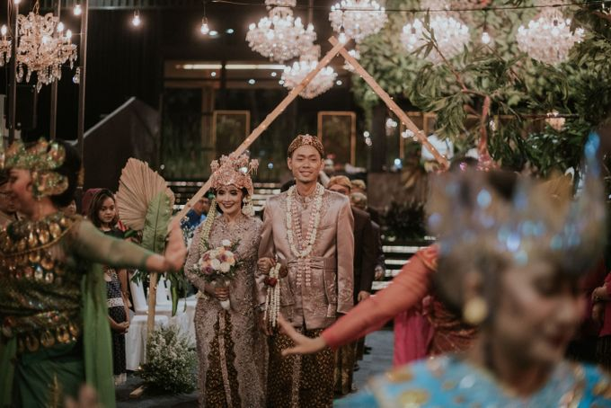 WEDDING SHEILLA & HAFIZ by Hallf at Patiunus - 043
