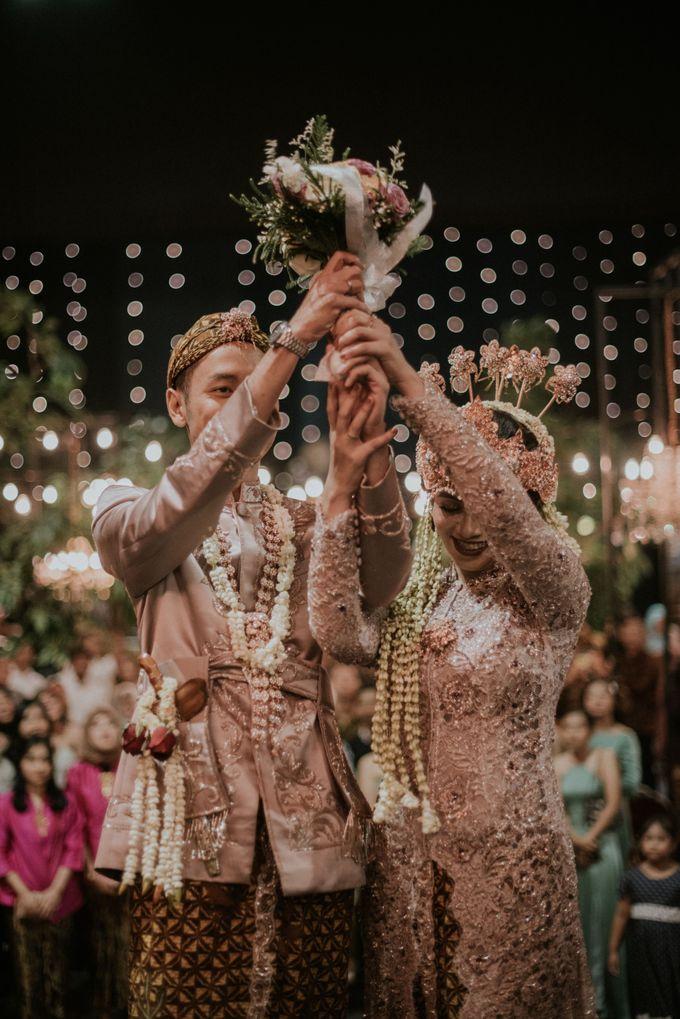 WEDDING SHEILLA & HAFIZ by Hallf at Patiunus - 001