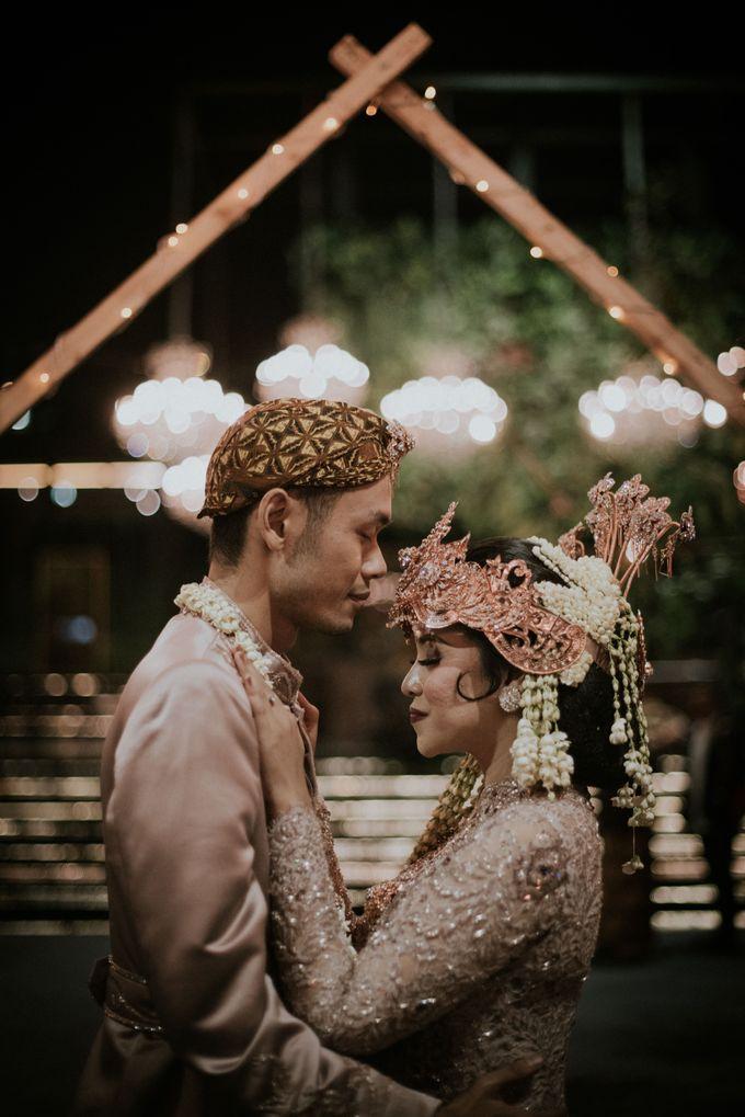 WEDDING SHEILLA & HAFIZ by Hallf at Patiunus - 044