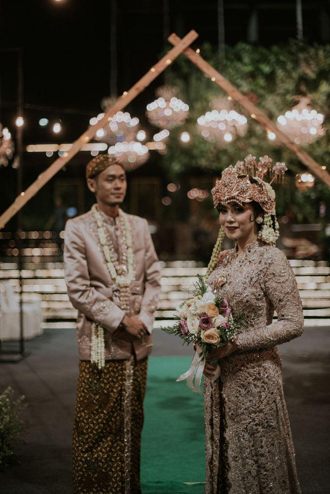 WEDDING SHEILLA & HAFIZ by Hallf at Patiunus - 045