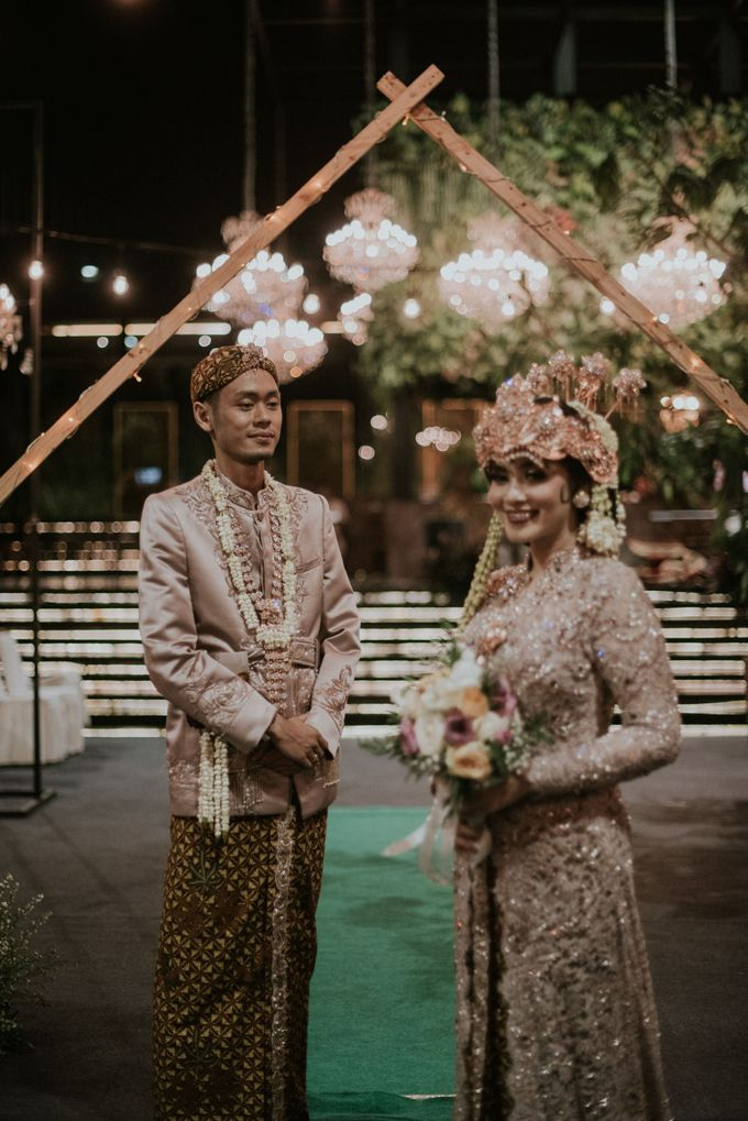 WEDDING SHEILLA & HAFIZ by Hallf at Patiunus - 046