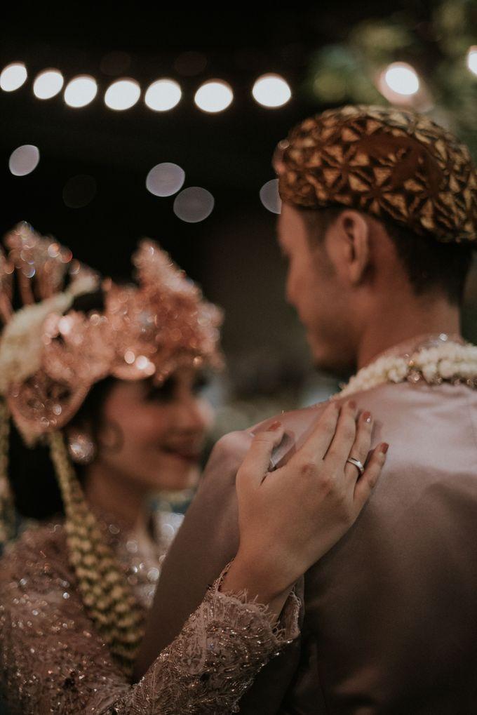 WEDDING SHEILLA & HAFIZ by Hallf at Patiunus - 047