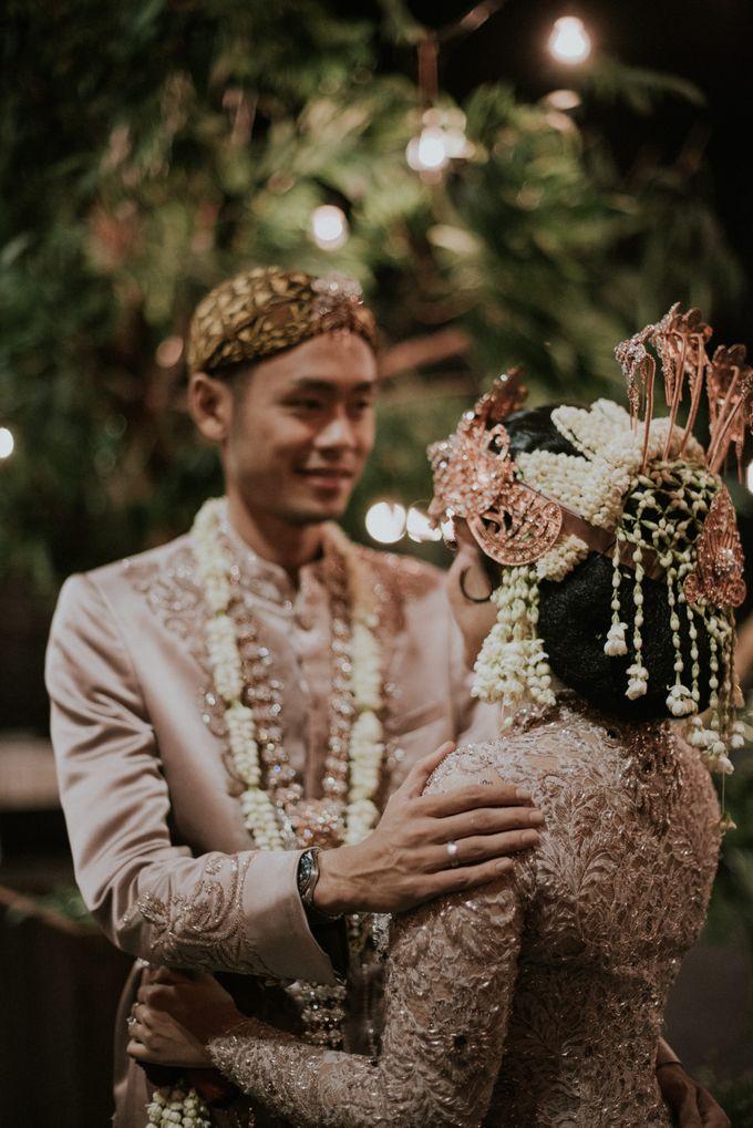 WEDDING SHEILLA & HAFIZ by Hallf at Patiunus - 049