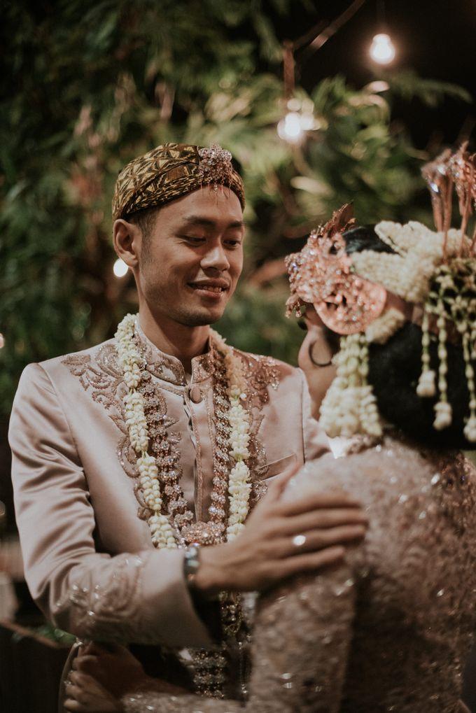 WEDDING SHEILLA & HAFIZ by Hallf at Patiunus - 050