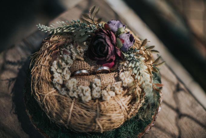 WEDDING SHEILLA & HAFIZ by Hallf at Patiunus - 007
