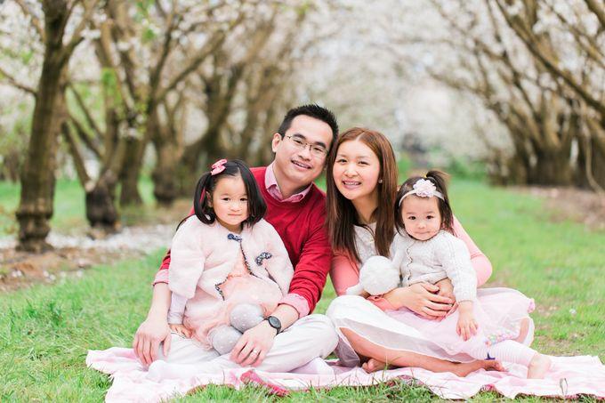 Cherry blossom Family by Lena Lim Photography - 003