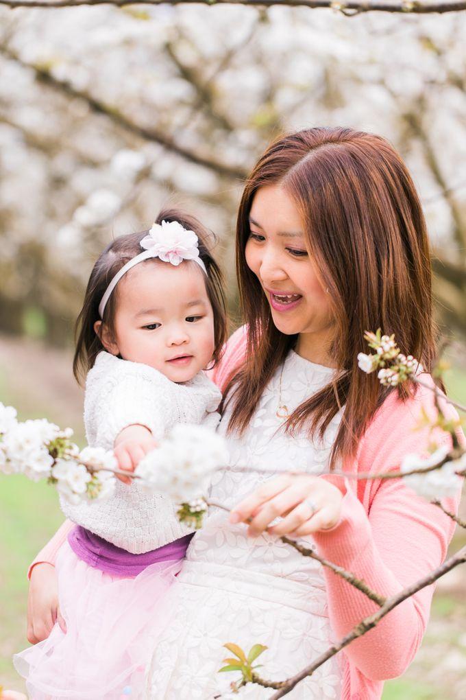 Cherry blossom Family by Lena Lim Photography - 006